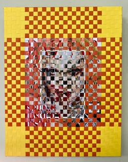 Tejidos de papel - Madonna