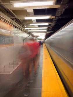 Fluido Subway 6 NYC