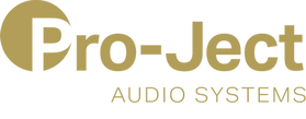 Pro-Ject Audio Systems Logo Gold