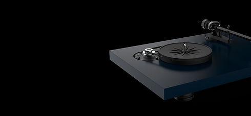 Pro-Ject Debut Carbon Evo Black Plattenspieler