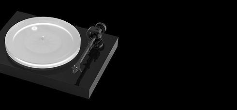 Pro-Ject X2 Plattenspieler Black