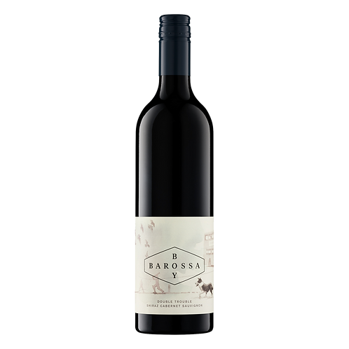 SOLD OUT 2016 DOUBLE TROUBLE SHIRAZ CABERNET