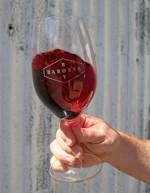 BAROSSA BOY RIEDEL OUVERTURE RED WINE GLASS
