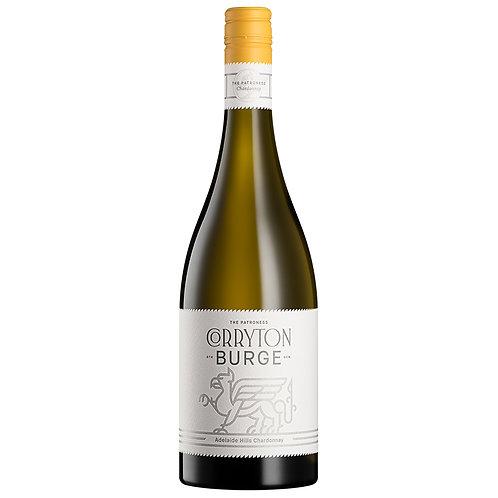Corryton Burge 2020 The Patroness Adelaide Hills Chardonnay