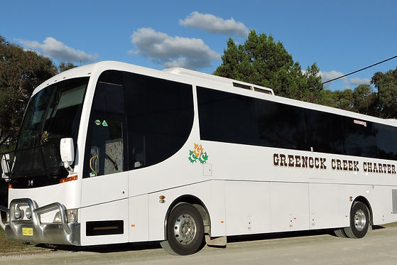 Greenock Creek Bus Charter Services Barossa