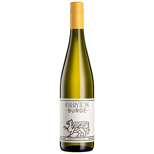 SOLD OUT Corryton Burge 2020 Adelaide Hills Pinot Gris