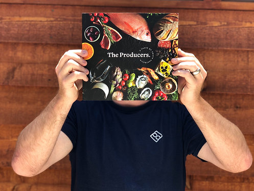 The Producer's Book / Featuring Barossa Boy Wines
