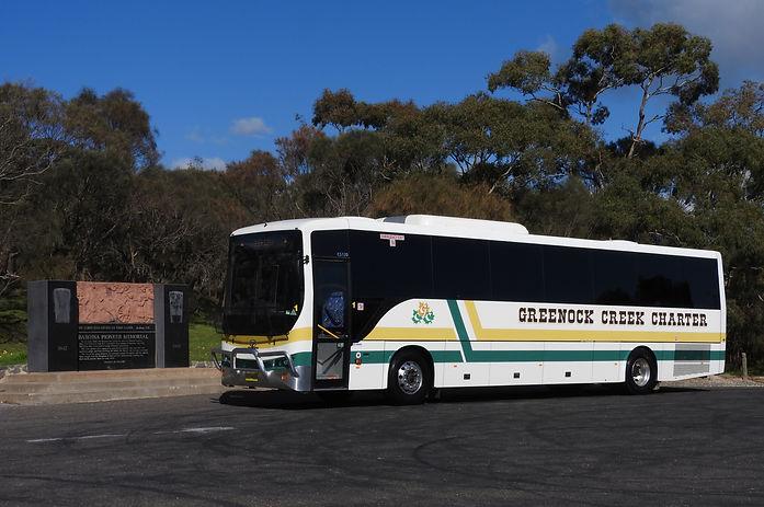Barossa Gawler Charter Bus