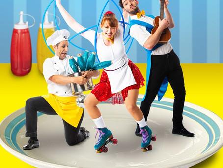 Petit Circus: Bon Appetit - Fringe Review