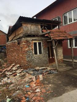 Old Romani house