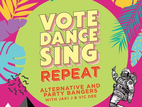 Vote, Dance, Sing, Repeat - Fringe Review