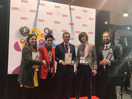 At SMAU Padova Maronese ACF and Hevolus win the SMAU 2018 Innovation Award