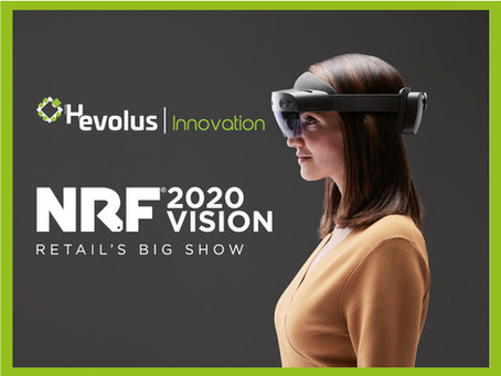 Hevolus Innovation at NRF2020 Vision, Retail's Big Show, New York