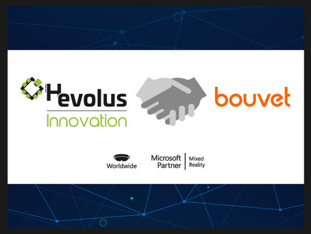 THE PARTNERSHIP BETWEEN HEVOLUS INNOVATION AND BOUVET NORGE