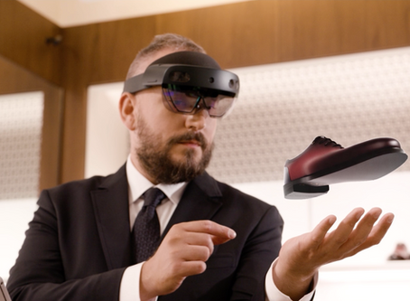 SALVATORE FERRAGAMO INNOVATES THE CUSTOMER EXPERIENCE WITH MICROSOFT AND HEVOLUS