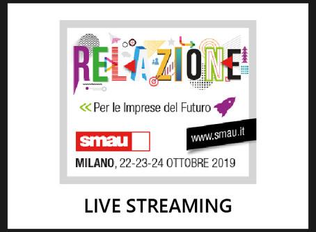 Hevolus Innovation at SMAU Milan 2019
