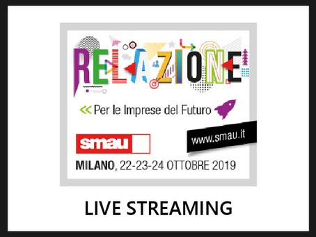 Hevolus Innovation a SMAU Milano 2019