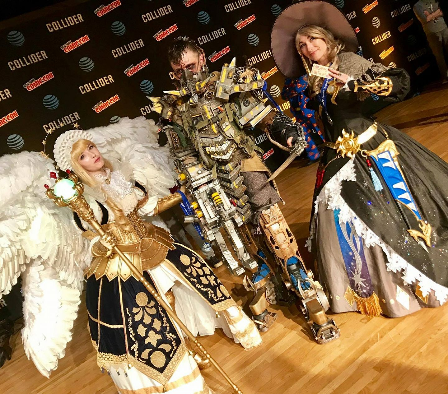 NYCC grand prize Winners 2017