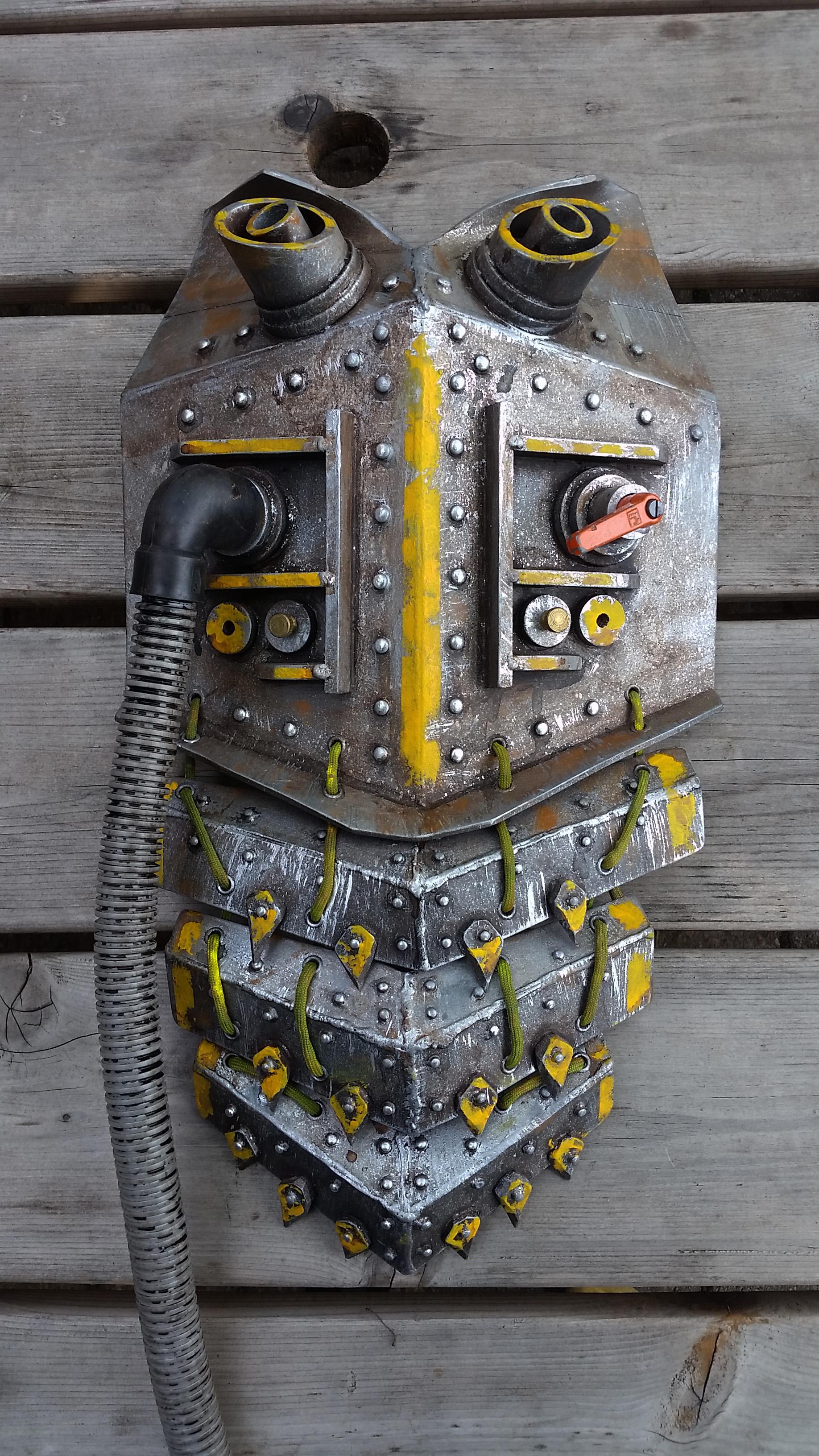fallout heavy raider armor cosplay