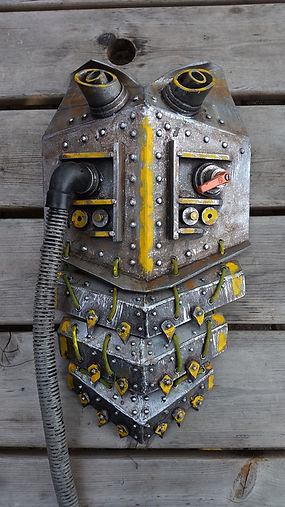 Fallout raider armor prop armor post apocalyptic sintra movie prop