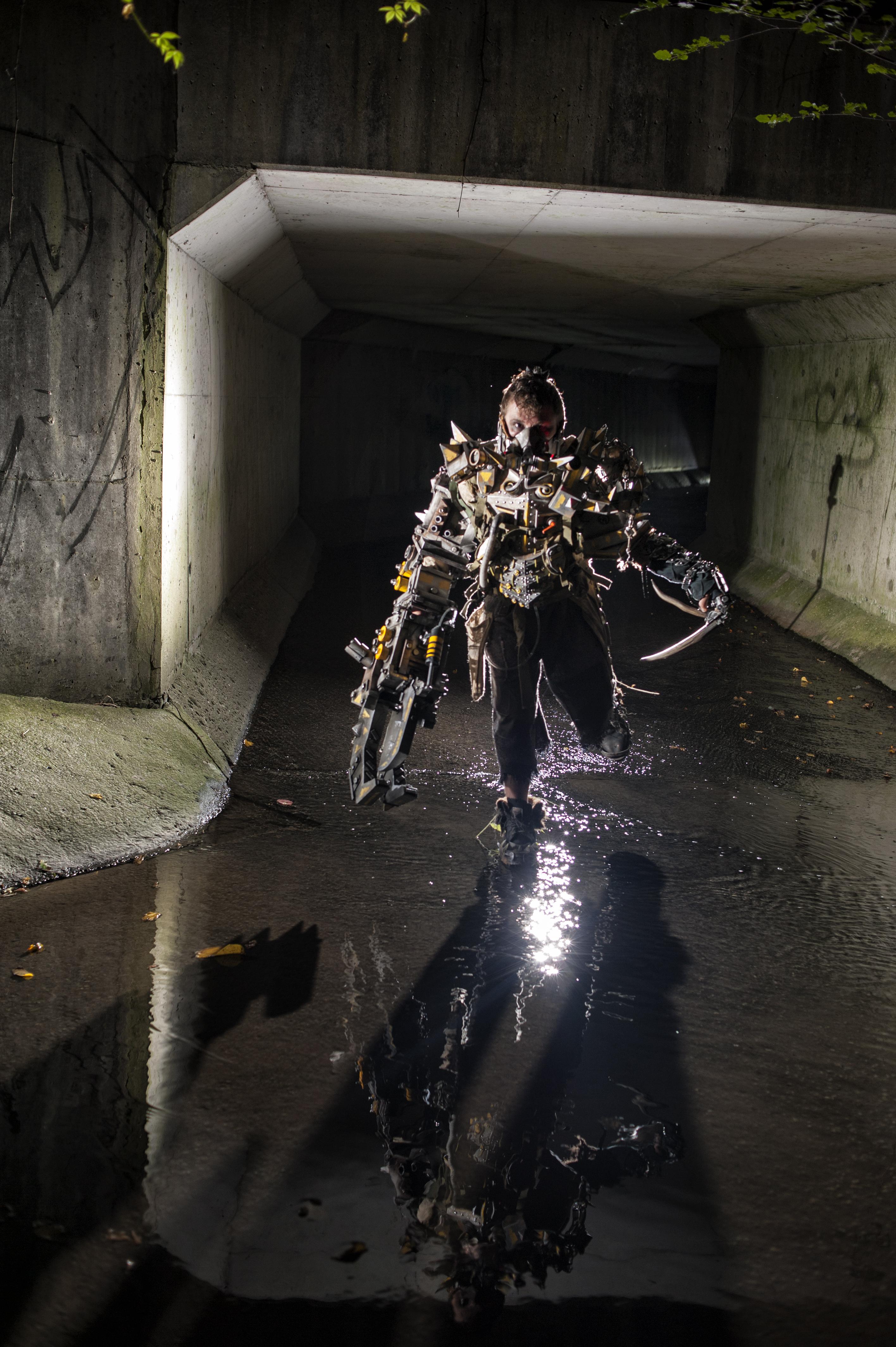 fallout power armor powerfist