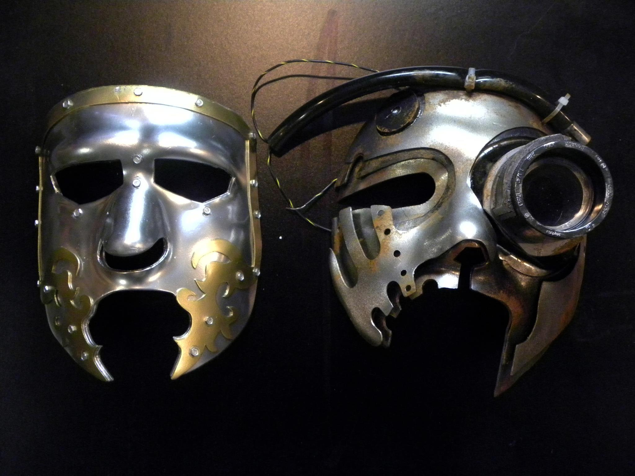 arch rivals masks costume cosplay
