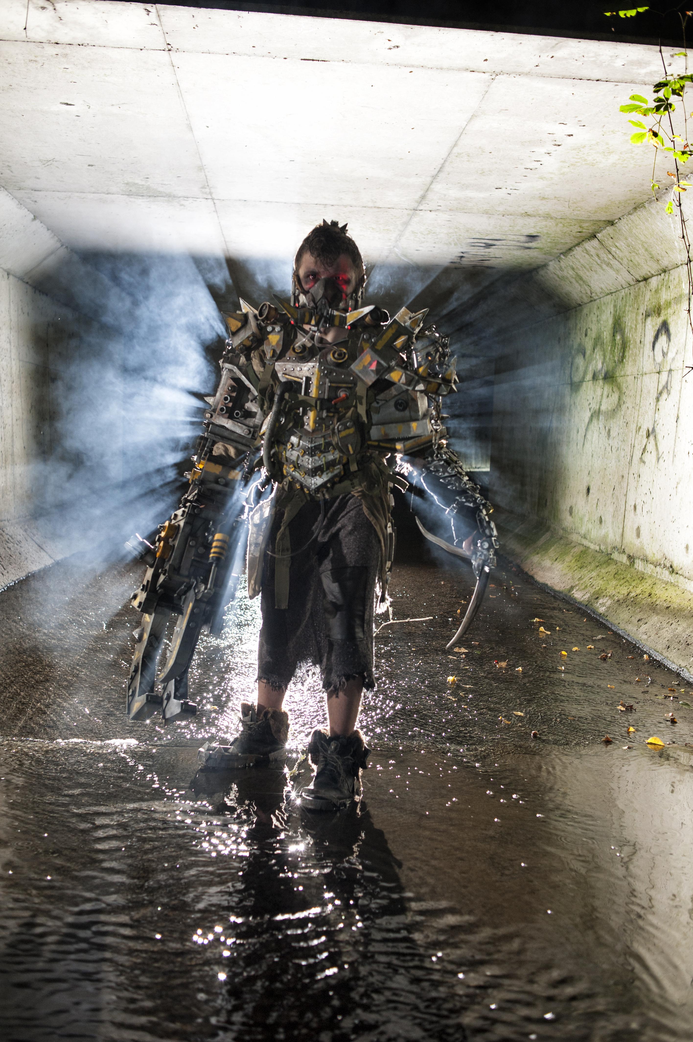 Prop armor wasteland raider