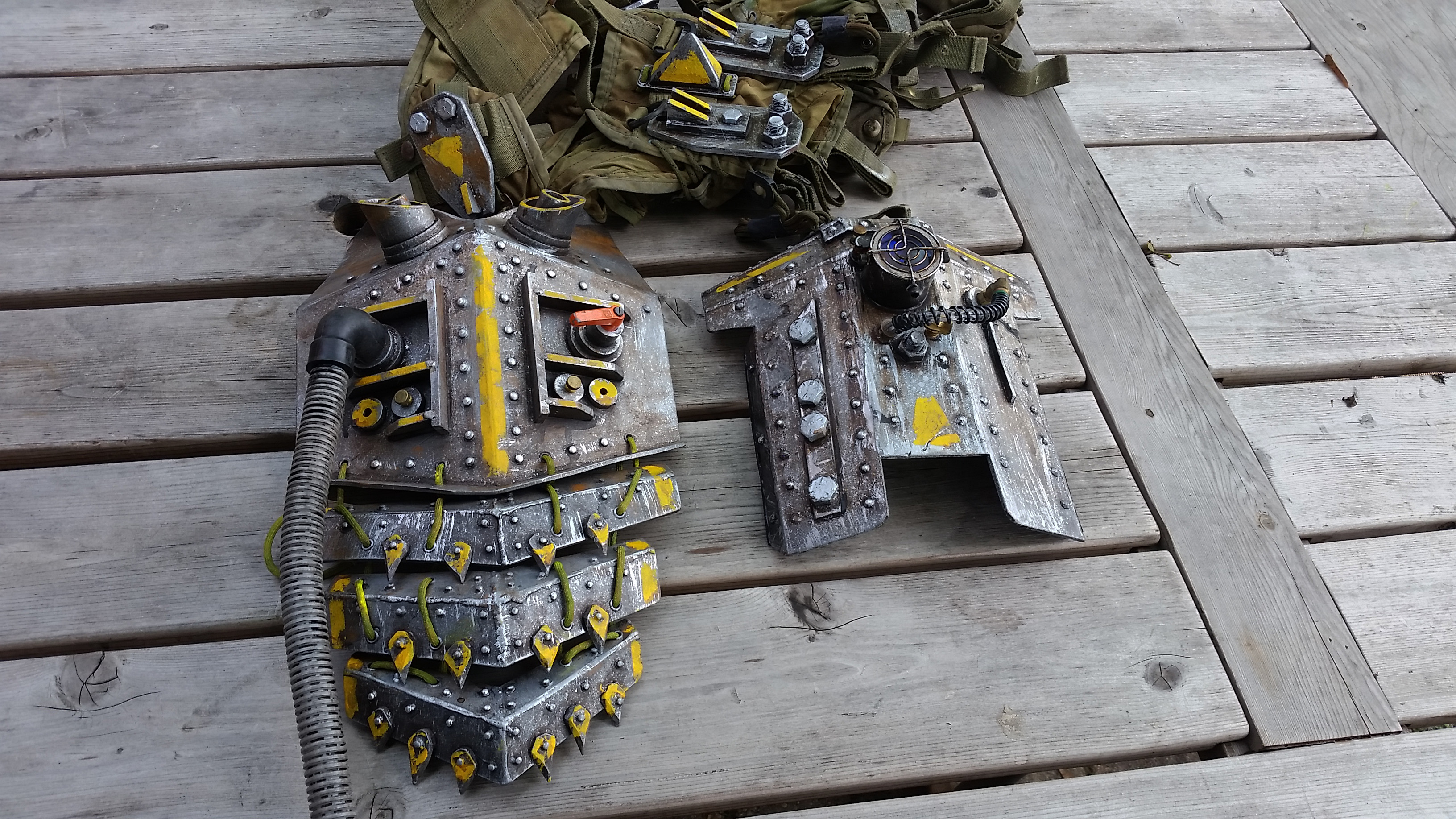fallout 40k sintra cosplay armor