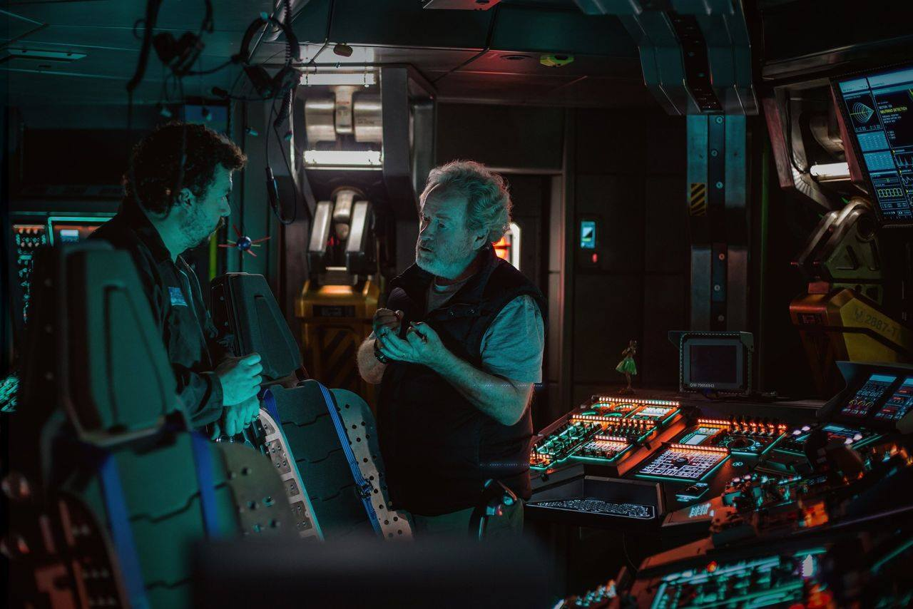 Alien Covenant Tennesee Ridley Scott