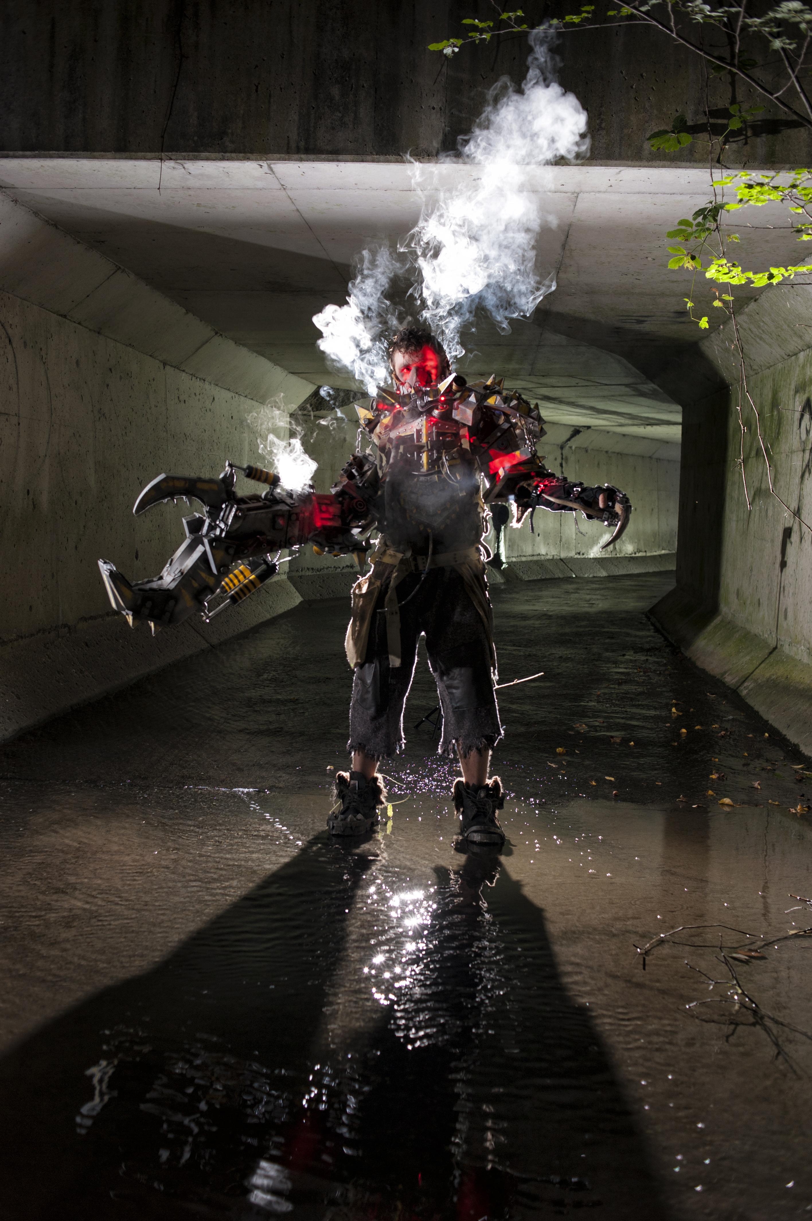 New York Comic Con fallout raider
