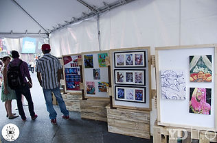 yout festival art galler youth day toronto td-torono
