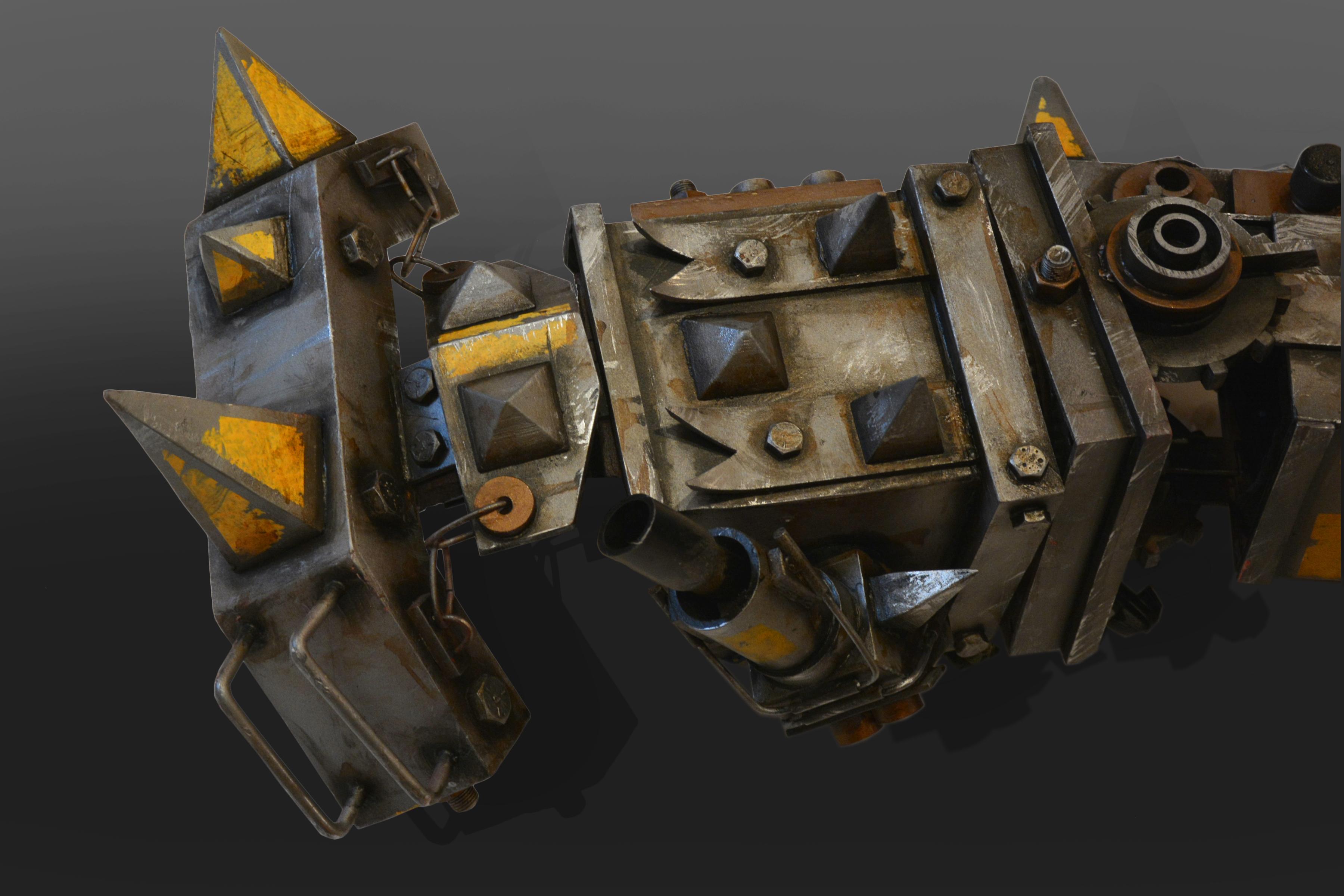 power armor cosplay ork mega armor