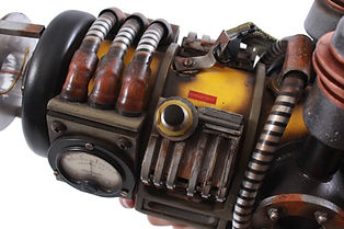 Plasma rifle prop from fallout 3