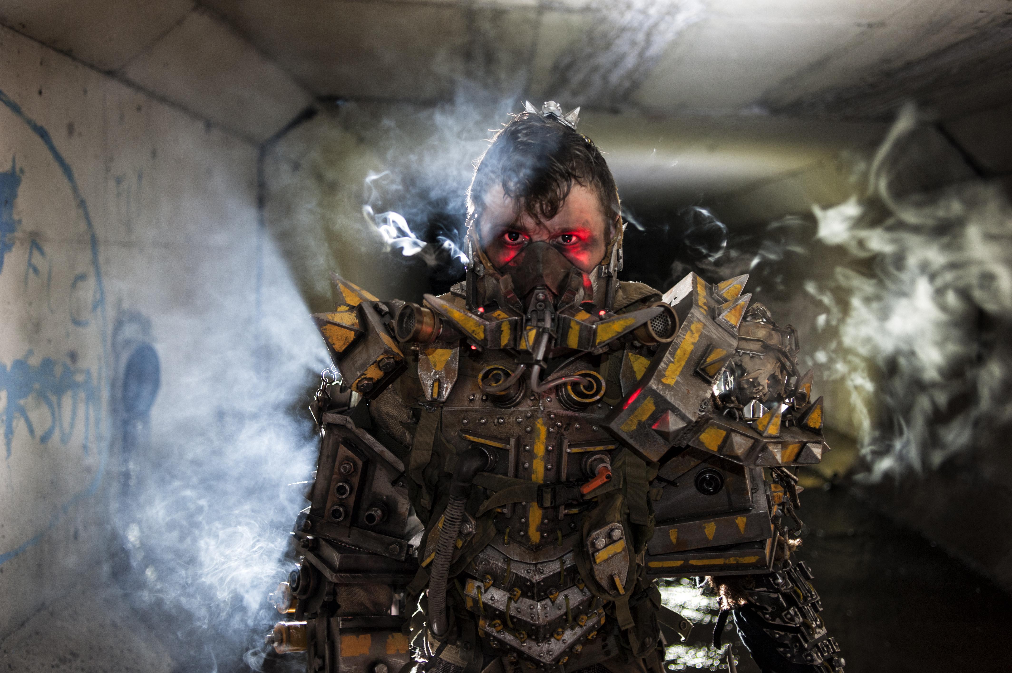 Fallout wasteland raider cosplay