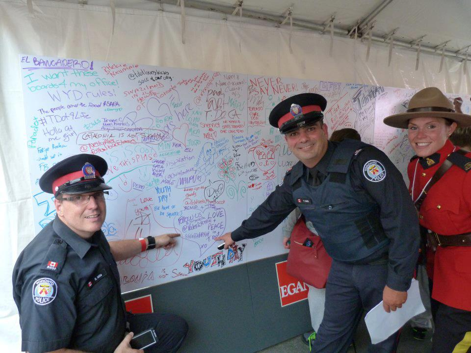 RCMP Toronto Police Youth Day