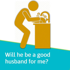 Will he be a good husband?