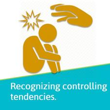 Recognizing controlling tendencies