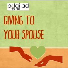 Giving to your Spouse
