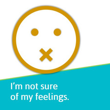 I'm not sure of my feelings