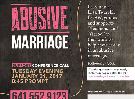 How you can help a love one in abusive marriage