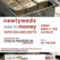 Margolin.Newlywed Money.png