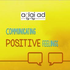 Communicating Positive Feelings