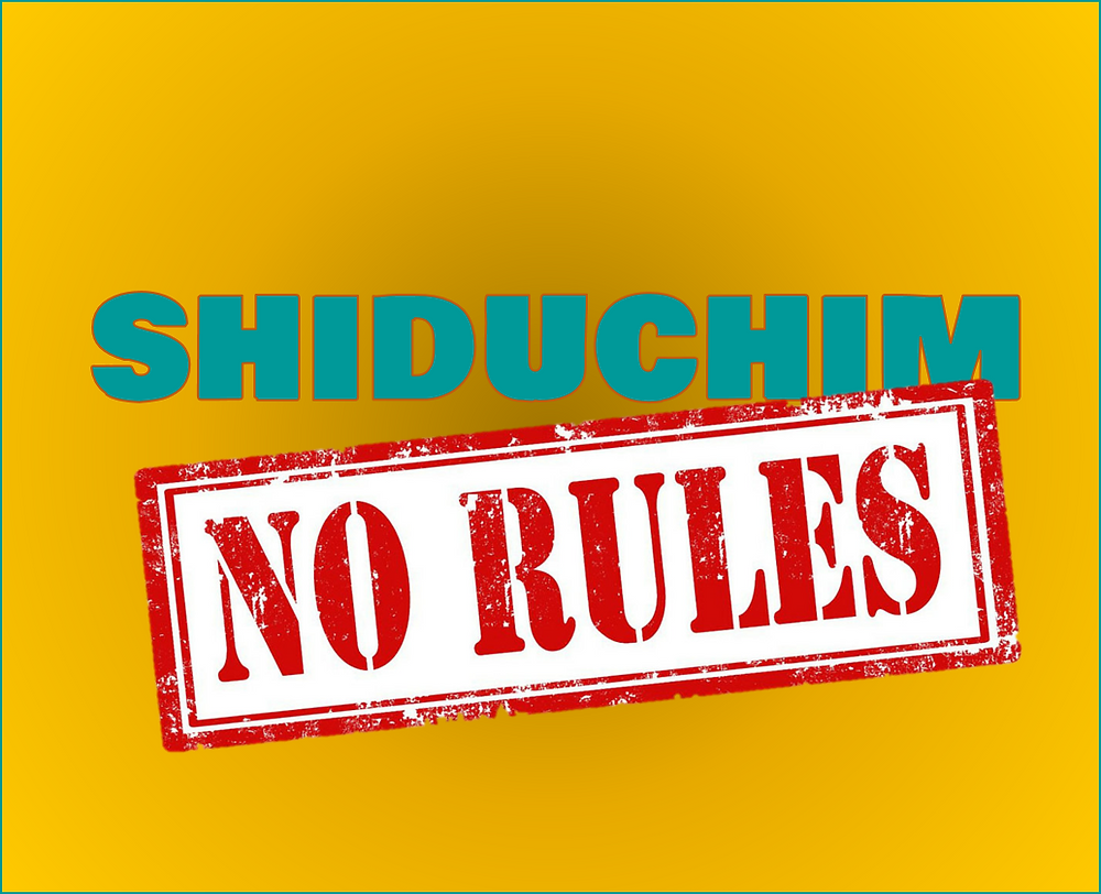 shiduchim no rules