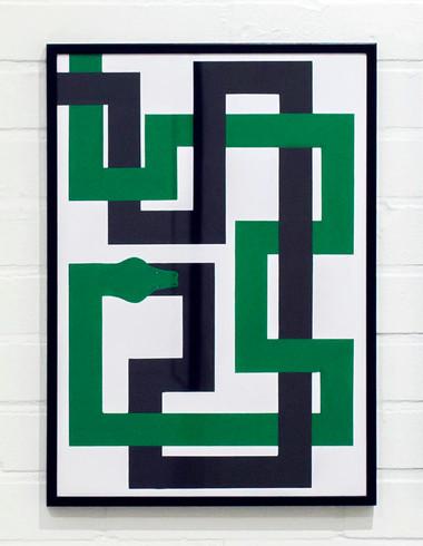Ouroboros green