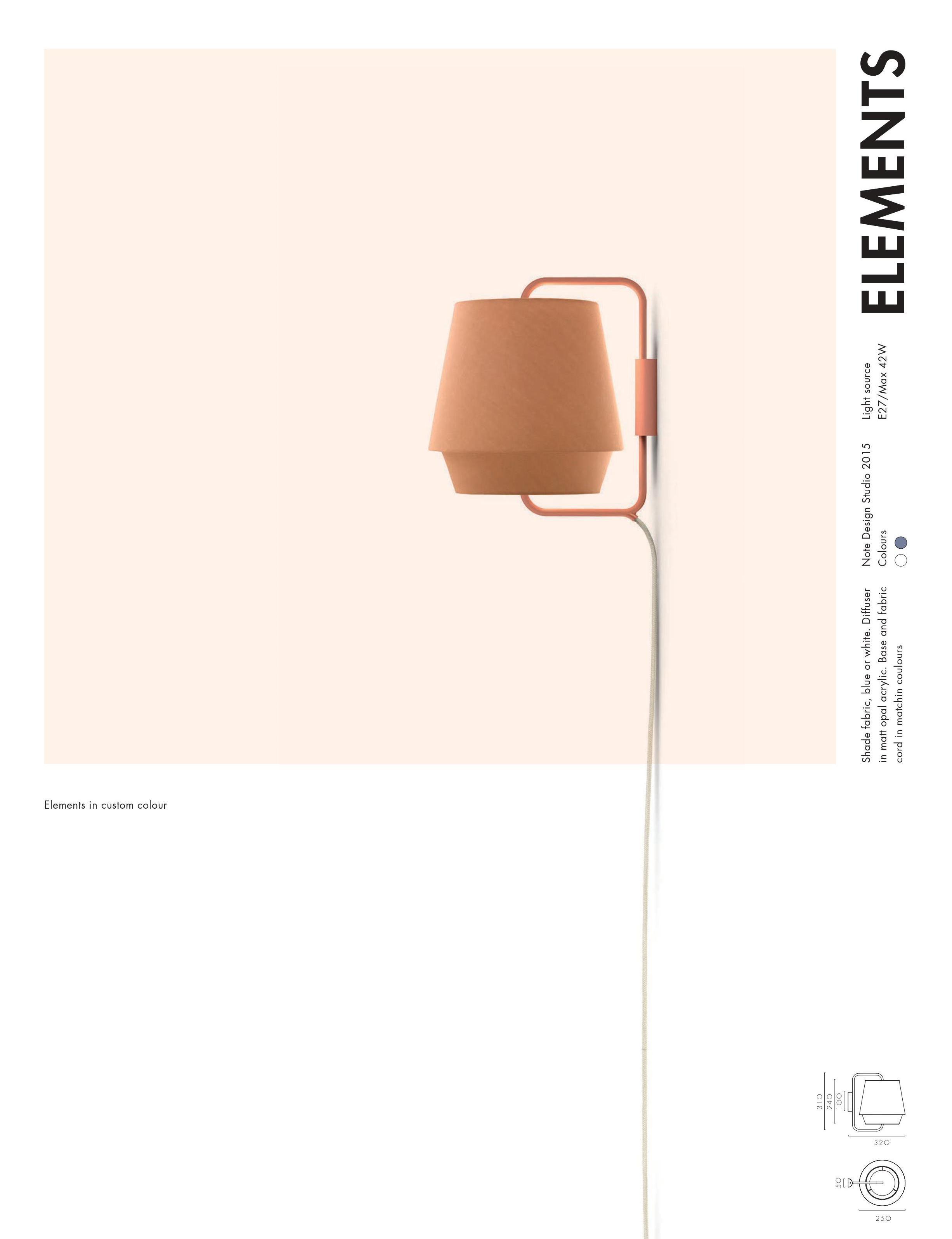 Elements wall