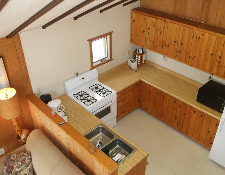 Tanglewood kitchen