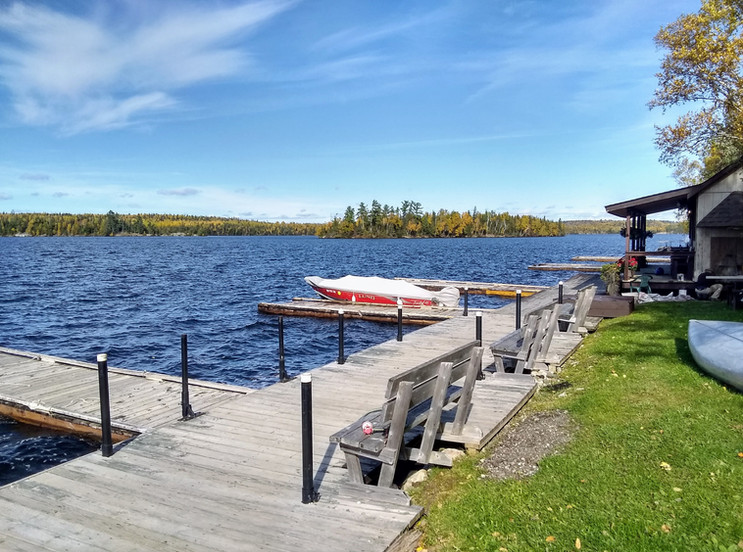 Central Fishing Dock.