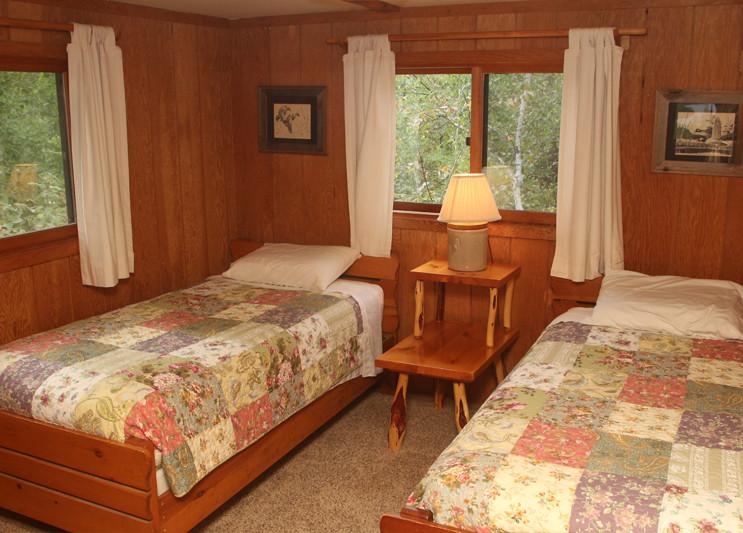 Kirk's single beds