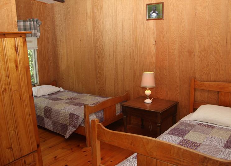 Tanglewood single beds