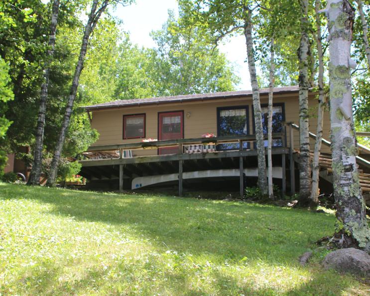 Thye's cabin